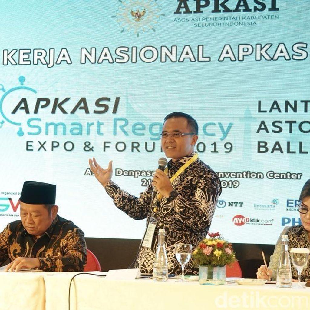 Apkasi: Kabinet Baru Berorientasi Indonesia-Sentris dan Untungkan Daerah