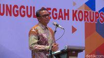 Gubernur Nurdin Harap Mentan Dukung Sulsel Jadi Penyanggah Pangan Nasional