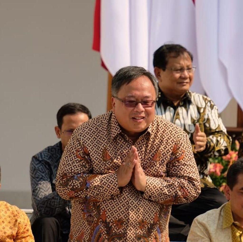 Jokowi Tunjuk Bambang Brodjonegoro Jadi Menristek dan Kepala Badan Riset