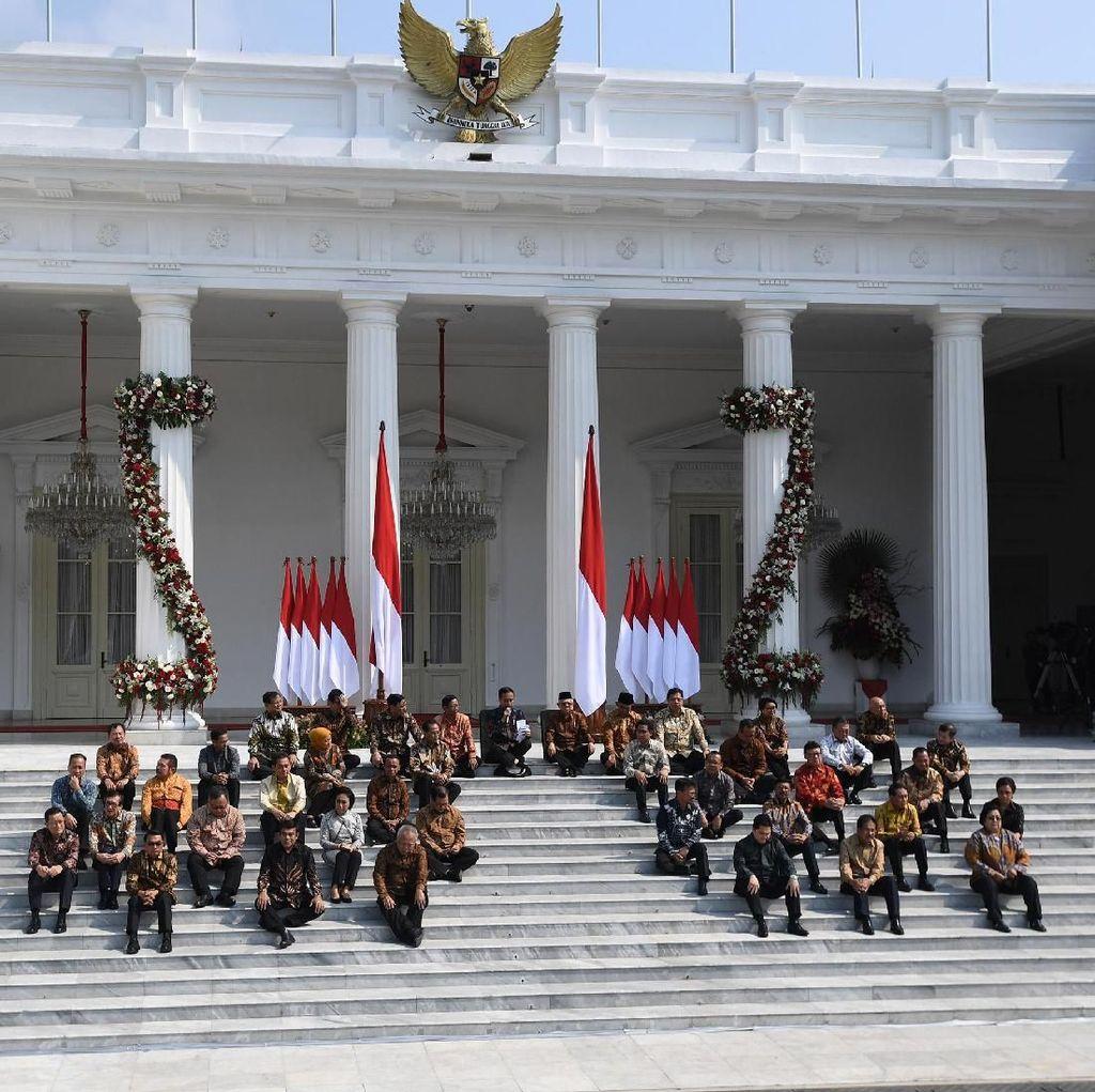 Tak Ada Disebut Jokowi di Jajaran Menteri, Dikti Diurus Siapa?