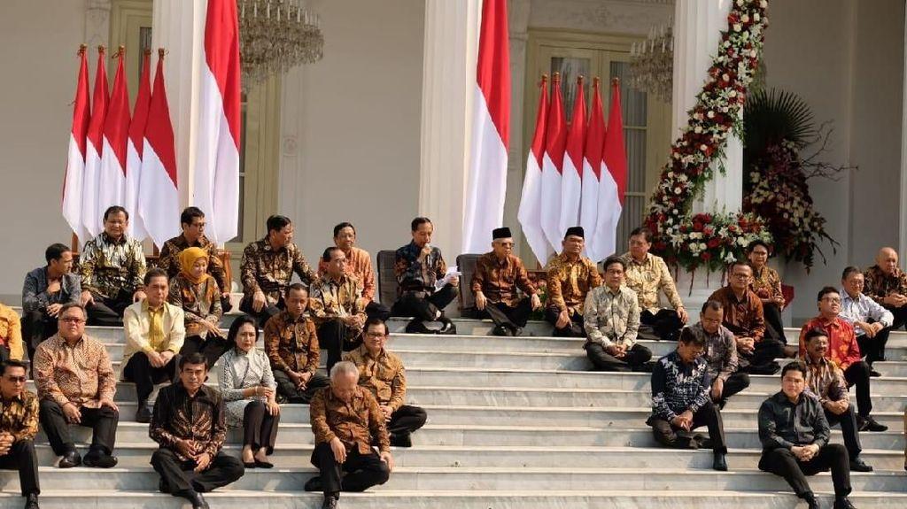 Ragam Harapan Netizen untuk Kabinet Indonesia Maju