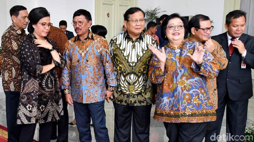 Sri Mulyani Bebaskan Biaya Impor Senjata, Mantap Nih Pak Prabowo