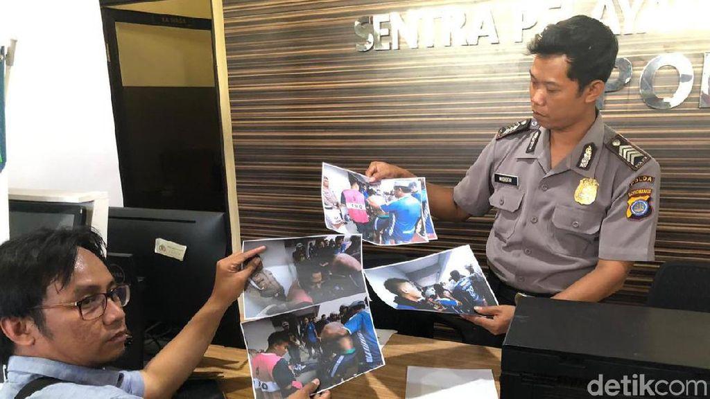 Intimidasi Wartawan saat Derby Mataram, Hisyam Tolle Dilaporkan ke Polisi