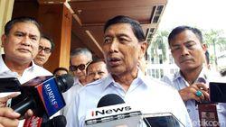 Wiranto Ungkap 3 PR Berat Mahfud Md di Kemenko Polhukam