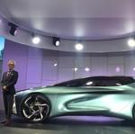 Mobil Listrik Perdana Lexus, Bisa Dikendarai Tanpa Sopir