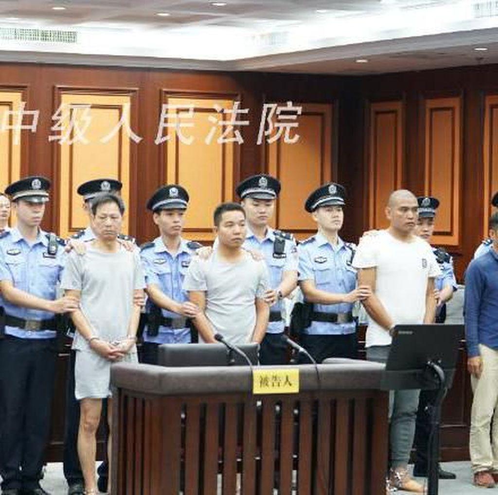 1 Pengusaha dan 5 Pembunuh Bayaran Dibui karena Outsourcing Pembunuhan