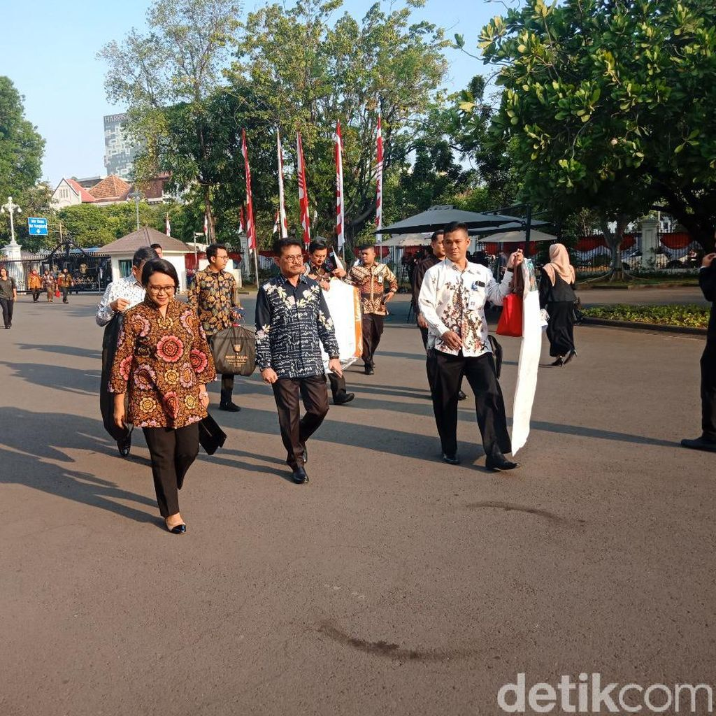Prediksi Terbaru Kabinet Indonesia Maju Jokowi-Maruf Amin