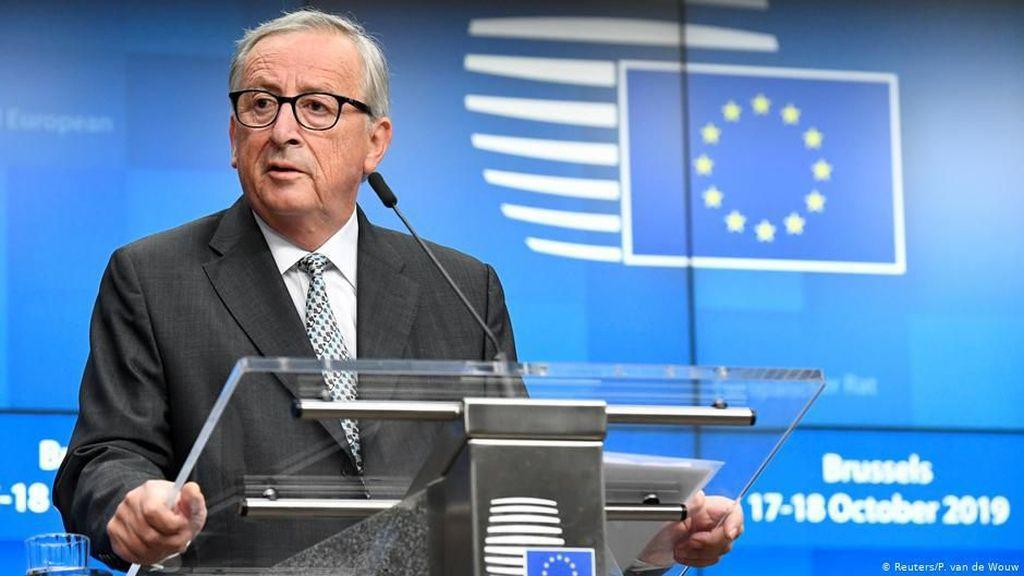 Juncker: Uni Eropa Telah Melakukan Segalanya untuk Brexit yang Teratur