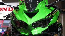 Kawasaki Kenalkan Ninja ZX-25R, Honda Permak CBR Jadi 4 Silinder?