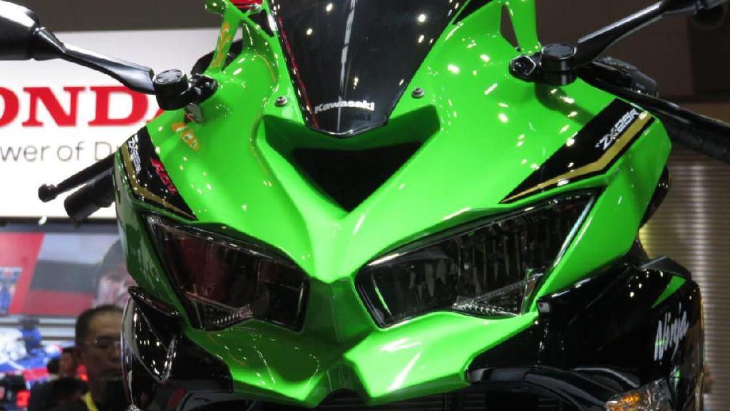 Kawasaki Goda Konsumen RI dengan Ninja 4 Silinder (Lagi)