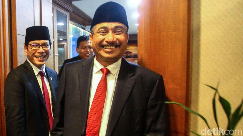 Ini Wejangan Arief Yahya untuk Wishnutama dan Jajarannya