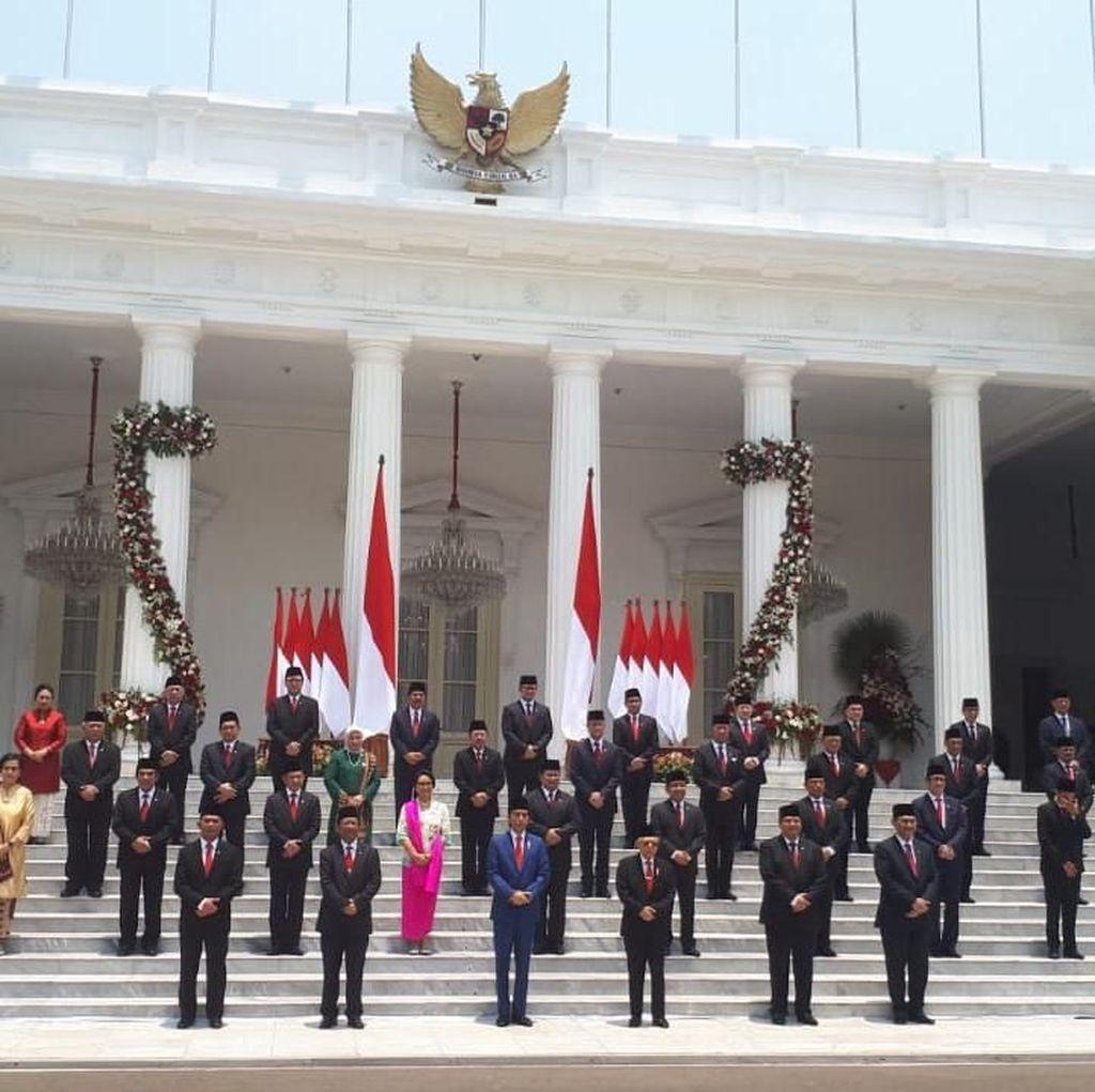 Partai Kecil Koalisi Jokowi Diperkirakan Dapat Jabatan Lapis Kedua