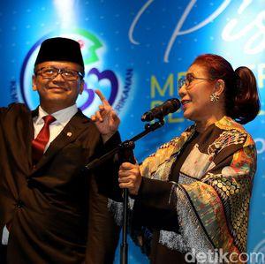 Susi ke Edhy Prabowo: Sudah Biasa High Speed Jangan Diturunkan Lagi