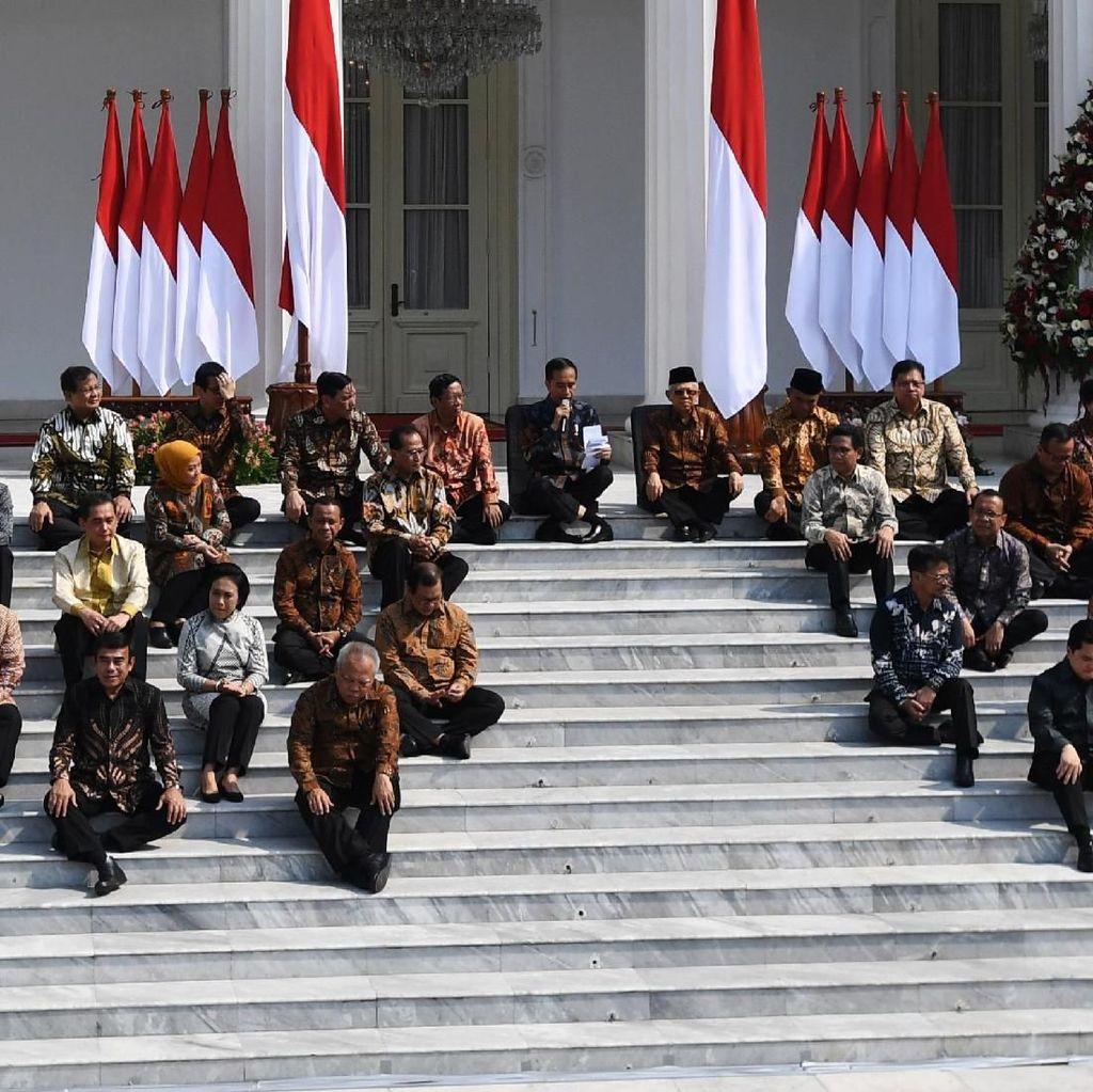 Jokowi Ingatkan Menpora Baru Zainuddin Amali: Sepakbolanya, Pak