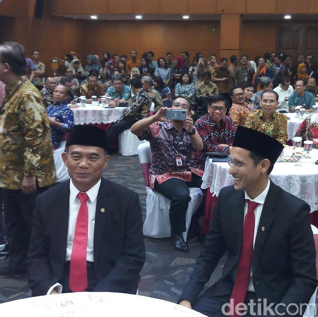 Visi Teknologi Nadiem Makarim untuk Dunia Pendidikan Indonesia
