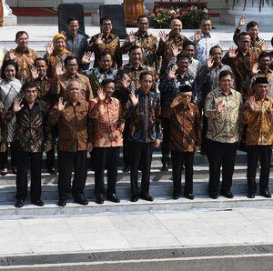 Jadi Menteri ESDM, Arifin Tasrif Dipercaya Jokowi Bisa Tekan Impor Migas