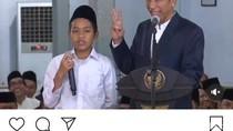 Beri Selamat, Khofifah Unggah Video Santri Ramal Prabowo Jadi Menteri