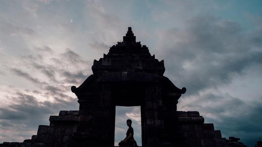Candi Plaosan, Monumen Cinta 2 Agama di Yogya