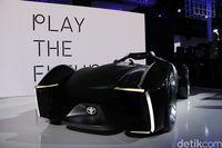 Toyota: Mobil di Masa Depan Bakal Sepeti Kuda