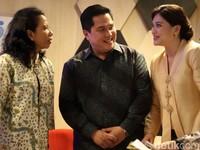 Erick Thohir Minta Wamen, Berapa yang Bakal Jokowi Restui?