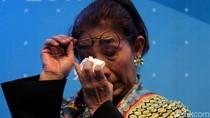 Tetes Air Mata Jadi Momen Haru Perpisahan Susi di KKP