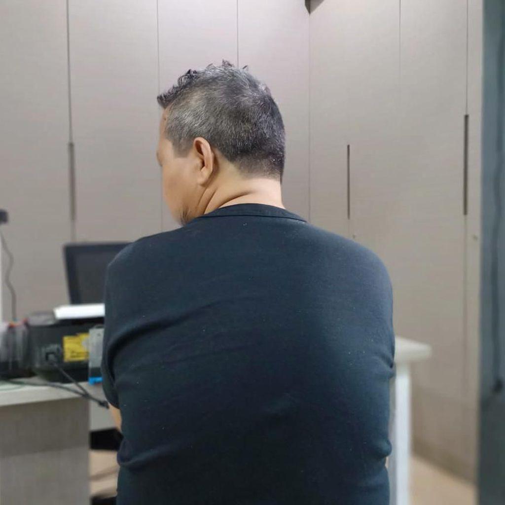 Samsul, Perakit Bom Bola Karet untuk Gagalkan Pelantikan Ngaku Pengacara