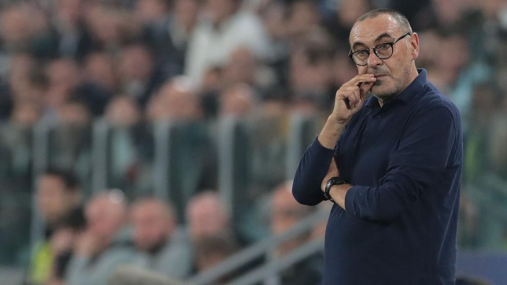 Sarri Masih Butuh Waktu untuk Merevolusi Juventus