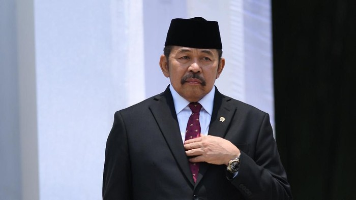 Foto: Jaksa Agung ST Burhanuddin (Antara Foto)