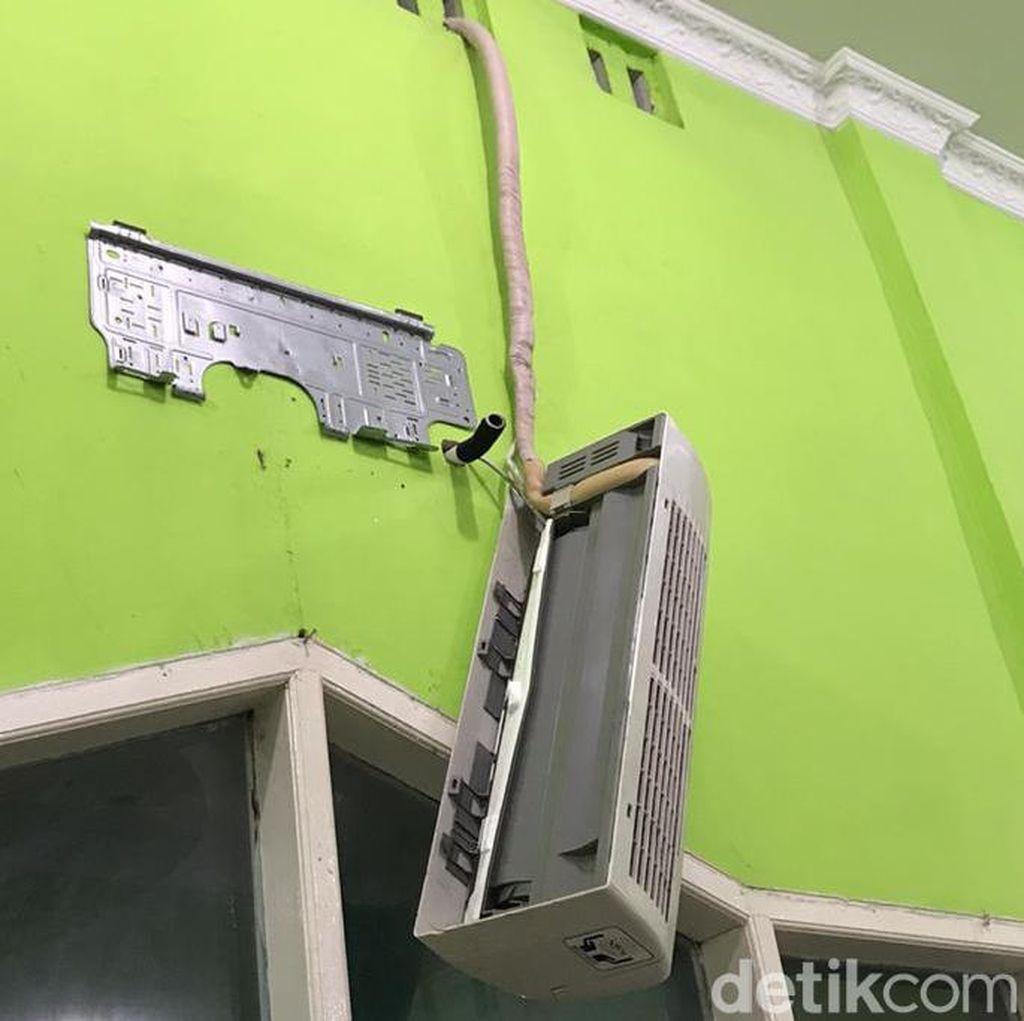Polisi Buru Pelaku Perusakan dan Pencurian di Masjid Amal Medan