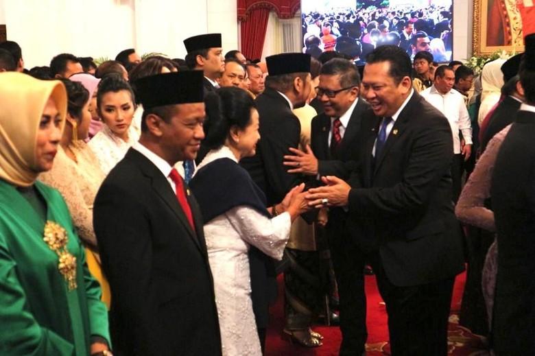 Pemilihan Kabinet, Ketua MPR: Jokowi Utamakan Merawat Kebhinekaan