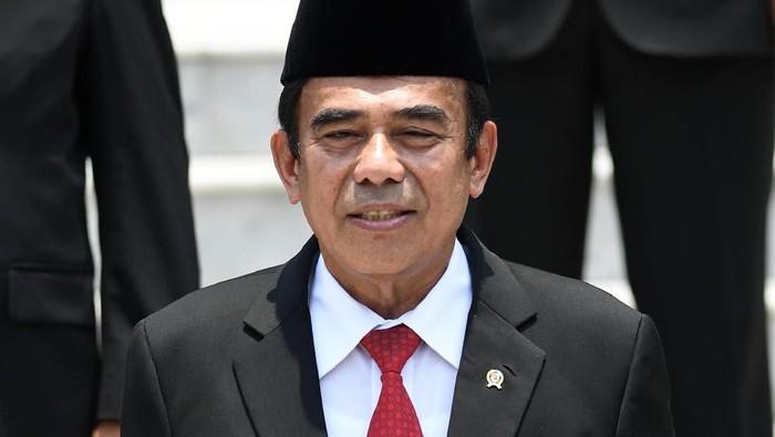 Menteri Agama Jenderal (Purn) Fachrul Razi. (Foto: Antara)