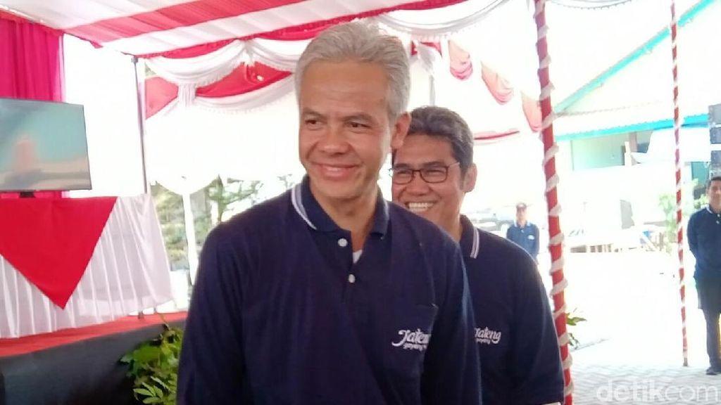 Ganjar Pranowo Pamer Tempat Wisata Klaten, Netizen Tak Mau Kalah