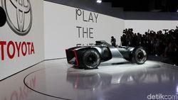 Sisi Futuristik e-Racer, Mobil Balap Berteknologi Otonom
