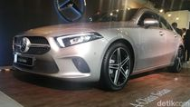 Mercedes-Benz Indonesia Luncurkan Sedan A-Class