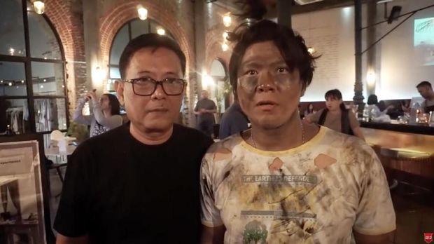 Cerita Lengkap Andika 'Babang Tamvan' Jadi Gembel Diangkut Satpol PP