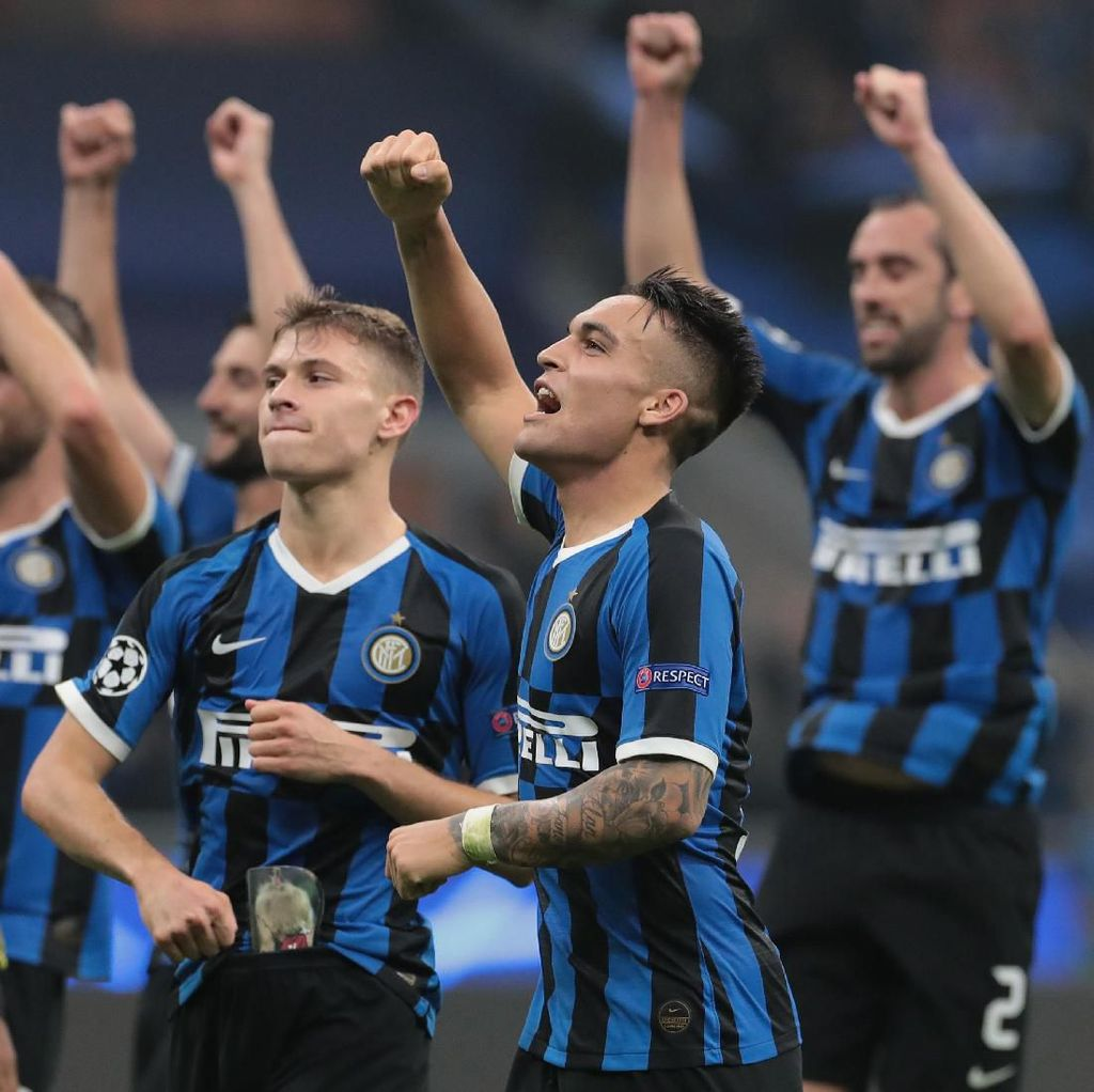 Hasil Liga Champions: Liverpool, Inter, Barcelona Petik Poin Penuh