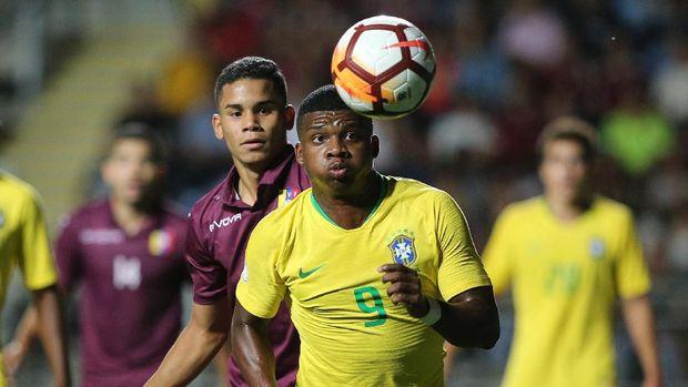 Lincoln tumpuan timnas Brasil U-20.