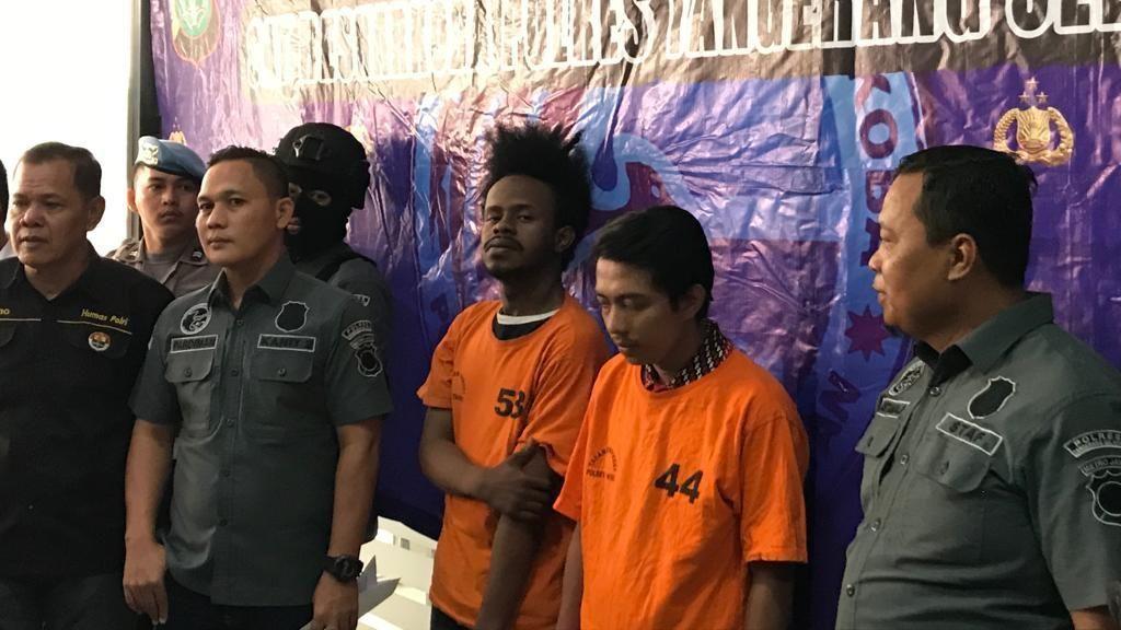 Pesinetron Madun Ibnu Rahim Melawan Polisi Saat Hendak Ditangkap