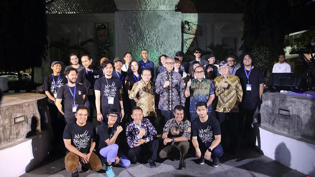 Festival Seni Media Internasional 2019 Lengkapi 'Perayaan' di 2019