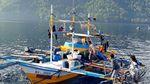 Nekat Maling Ikan di Laut RI, Kapal Filipina Ditangkap