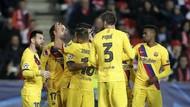 Slavia Praha Vs Barcelona: Gol Bunuh Diri Menangkan Blaugrana 2-1