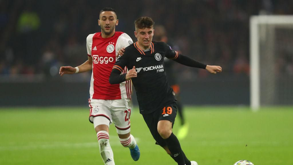 Ajax Vs Chelsea: Batshuayi Antar The Blues Menang 1-0