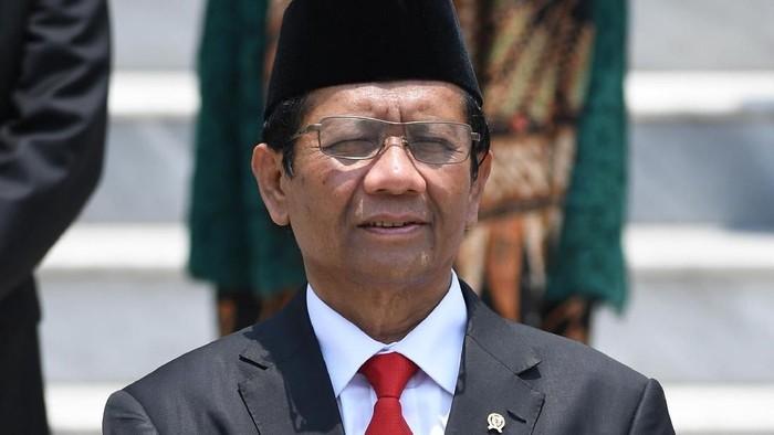 Menko Polhukam Mahfud Md (Foto: dok. Antara Foto)