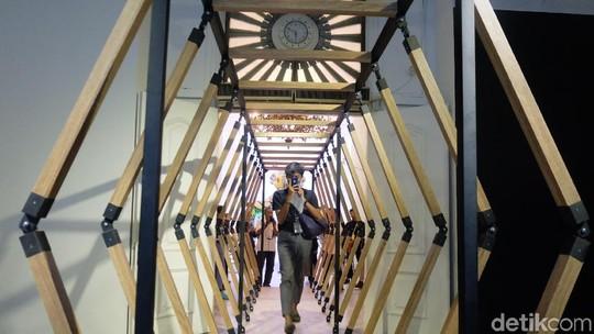 Menikmati Robot hingga CCTV di Festival Seni Media Internasional