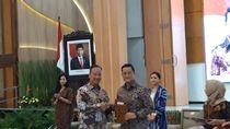 Sertijab, Juliari Batubara Cerita Diminta Jokowi Jadi Mensos Responsif