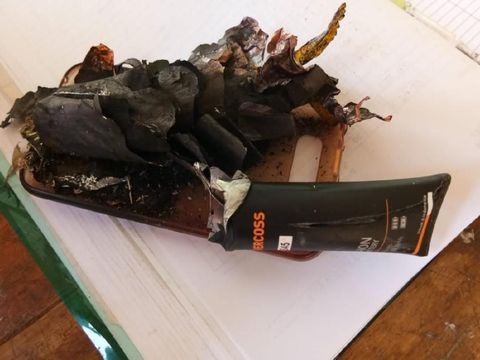 Baterai Smartphone Meledak, Siswi MAN Ciamis Terluka di Mata