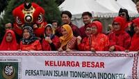 Acara tersebut juga dihadiri oleh Keluarga Besa Persatuan Islam Tionghoa Indonesia.