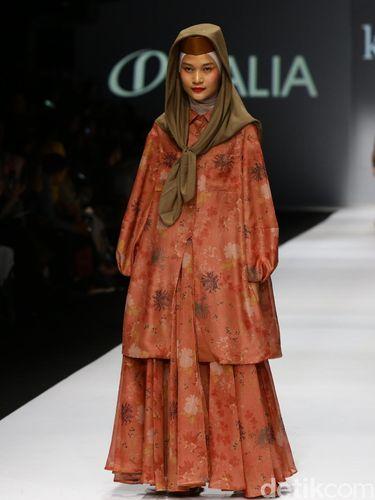 Brand Fashion Kami Tampilkan Busana Muslim dengan Teknik Jahit Khas Korea
