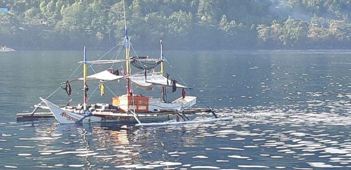 Agus mengatakan 3 kapal yang ditangkap K.Hiu 015 yang dinakhodai oleh Capt. Aldy Firmansyah memiliki nama lambung M/B Ca Jerick (82,47 GT), Quadro King (5 GT), dan F/B CA St John Paul (7 GT). Istimewa/Dok. Kementerian Kelautan dan Perikanan.