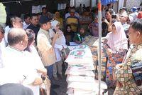 Wakil Ketua DPRD Kota Medan Ihwan Ritonga kunjungi korban kebakaran di Medan